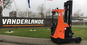 Acquisition of Vanderlande completed